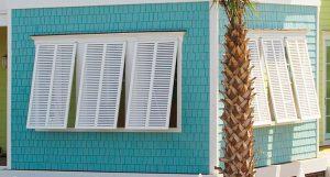 Atlantic Premium Shutters Bahama shutters