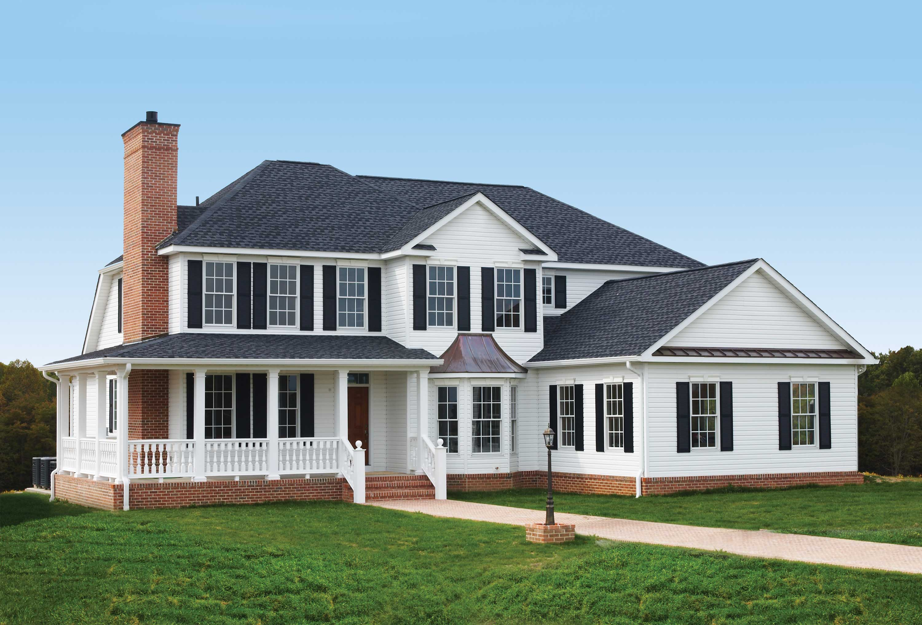 Exterior Louvered Shutters Mid America